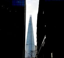 Shard Perspective by Vanessa  Warren