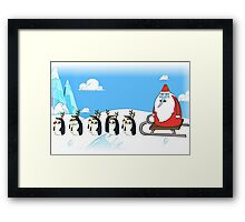 On Gunther and Günter and Geenter... Framed Print