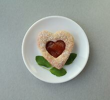 cookies heart by mrivserg