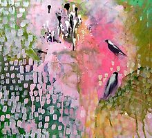 I heart Magpies by Susan Wellington