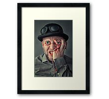 Madness Framed Print