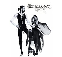 Fleetwood Mac - Rumours Photographic Print