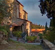 Tuscany mountain house by SpikeFlutie