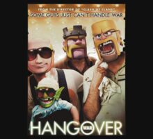 CLASH OF CLANS HANGOVER by maxmenick