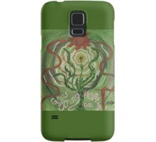 Grow Strong - By Toph Samsung Galaxy Case/Skin