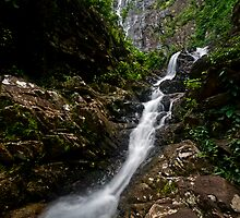 Temurun Waterfall 10 by Mark Snelson