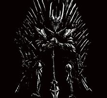 Iron Throne by shadow19