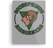 Goodsprings Bighorners Metal Print