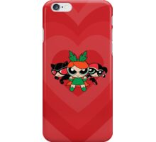 Supervillain Girls iPhone Case/Skin