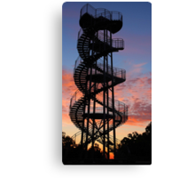 Kings Park DNA Tower  Canvas Print