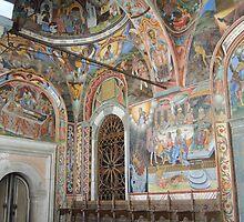 Rila Monastery #2 by funthings