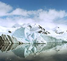Antarctic Reflections by Steve Bulford