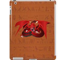 Slifer, the Sky Dragon iPad Case/Skin
