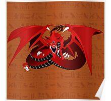 Slifer, the Sky Dragon Poster