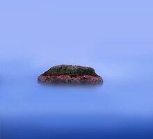 Blue by alexey sorochan