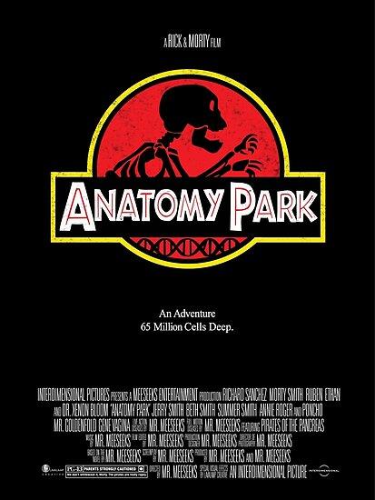Anatomy Park - movie poster shirt by lavalamp