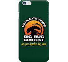 Big Bug Contest iPhone Case/Skin