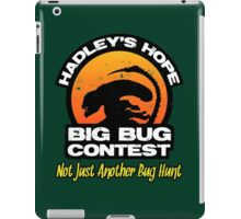 Big Bug Contest iPad Case/Skin