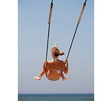 Carefree Summer Photographic Print