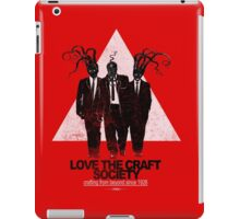 love the craft iPad Case/Skin