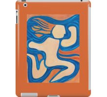 Running Against the Wind iPad Case/Skin