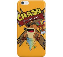 Old Timey Crash Bandicoot iPhone Case/Skin