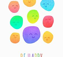 Be Happy by Elisabeth Fredriksson