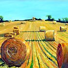Bales by James Kelliher