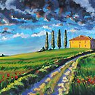 Tuscany by James Kelliher