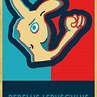 REBELLIS LEPUSCULUS by Martin Rosenberger