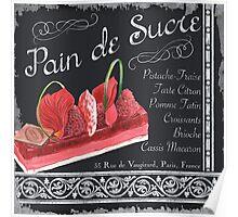 Pan de Sucre Poster