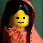 Afghan Girl by Mike Stimpson