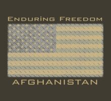 Enduring Freedom Afghanistan by Fred Seghetti