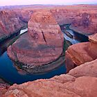 Horseshoe Bend by Kenn Jensen