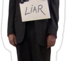 Dwight Schrute - Liar Sticker