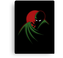 Cthulhu - The Animated Series Canvas Print
