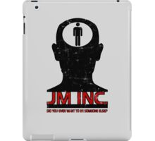 JM Inc. from Being John Malkovich iPad Case/Skin