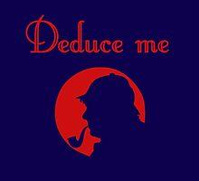 Deduce me by Konidraws