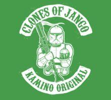 Clones of Jango Kids Clothes