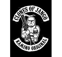 Clones of Jango Photographic Print