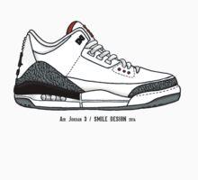Air Jordan 3 / Smile Design 2014 Kids Clothes