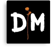 Depeche Mode : Enjoy The Silence - XL12Bong18 - Front Canvas Print