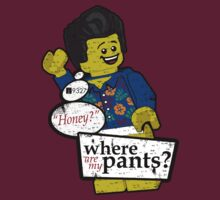 Where ARE my Pants? by EpcotServo