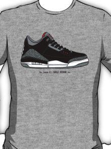 Air Jordan 3 / Smile Design 2014 T-Shirt