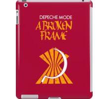 Depeche Mode : A Broken Frame iPad Case/Skin