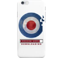 MOD DOWNLOAD - THE MODERN WORLD iPhone Case/Skin