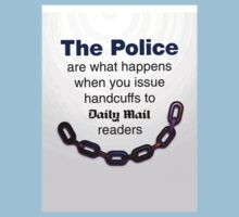 Handcuffs by Stephen Jackson