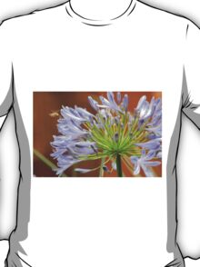 Insects just love Agapanthus! T-Shirt