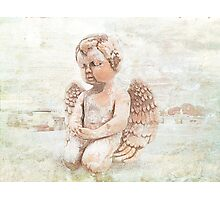 The Littlest Angel Photographic Print