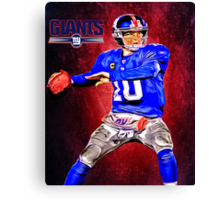 NFL New York Giants Canvas Print